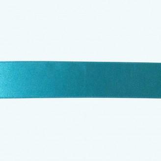 "Satin 1.5"", 1"", 7/8"", 5/8"", 3/8"" | Turquoise"