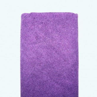 "Glitter Tulle Bolt | 54"" x 10y | Lavender"